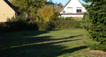 Baugrundstück im alten Ortskern von Hademstorf